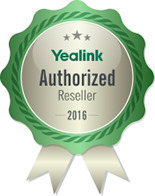 Yealink Authorized Reseller 2014 - Gizon.ru